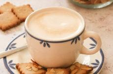Mandulás keksz – kényeztetés a kávé mellé