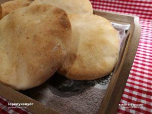 gluténmentes pita lepénykenyér recept