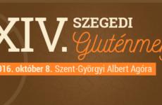 XIV. szegedi gluténmentes nap - 2016.10.08