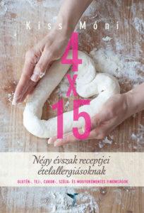 4 x 15 - Négy évszak receptjei ételallergiásoknak
