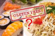 Egy kis távol kelet… Gluténmentesek-e a távol-keleti éttermek?