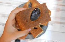Szilvás kevert gluténmentes sütemény - gyorsan, egyszerűen