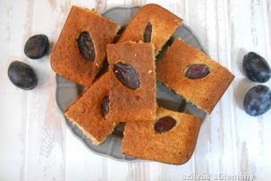 gluténmentes szilvás sütemény recept