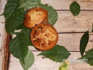 GM muffin recept