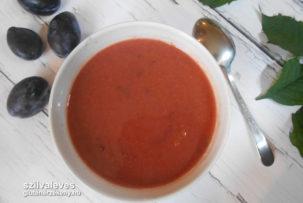 gluténmentes leves szilvaleves