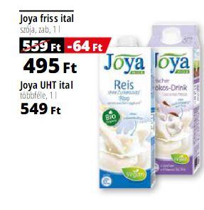 joya növényi italok Auchan akció