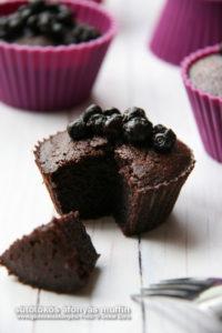 csokis gluténmentes muffin recept céklával