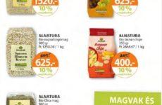 Akciós gluténmentes termékek 2016 október
