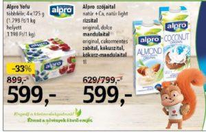 növényi tej, növényi joghurt