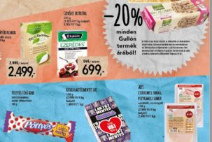 akciós gluténmentes élelmiszerek SPAR