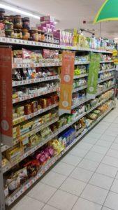 spar gluténmentes termékek
