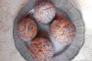 gluténmentes sütőtökös muffin recept