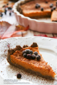 gluténmentes sütőtökpite recept