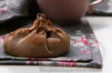 Gluténmentes túrós táska - IR barát túrós batyu recept