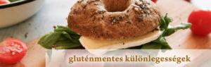 Gluténmentes különlegességek - Tanfolyam Mandulaliget gluténmentes főzőiskola