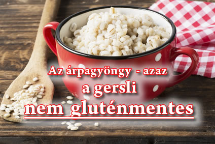 a gersli nem gluténmentes