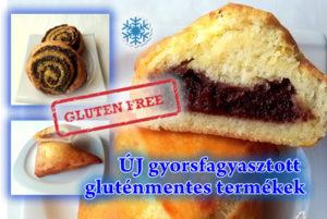 Mester Család mályhűtött gluténmentes élelmiszerek