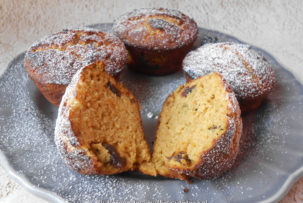 gluténmentes muffin recept sütőtökkel