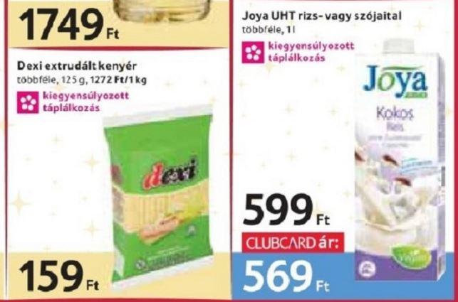 Tesco-nov-17-23-dexi-joya-gluténmentes élelmiszerek