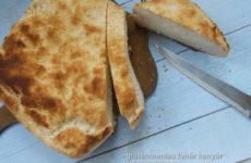 Gluténmentes fehér kenyér Orgran gluténmentes lisztkeverékkel