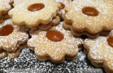 Karácsonyi gluténmentes linzer Évától a nagyi receptje szerint