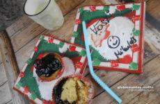 Gluténmentes mikulás muffin 35 perc alatt