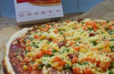 Gluténmentes pizza gyorsan, egyszerűen
