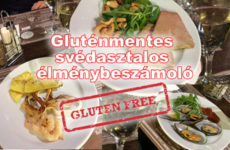 Glutenfree all you can eat túra - gluténmentes svédasztal