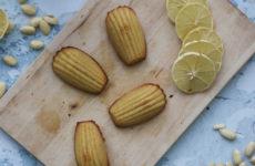 Citromos mézes madelein – francia különlegesség