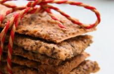 Sokmagvas lapkenyér – korpás keksz gluténmentes alternatívája