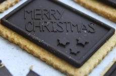 Csokis ajándékkeksz - Újabb mutatós ehető ajándékötlet