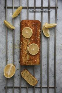 citromos gluténmentes sütemény recept
