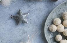 Fehér csokoládés trüffelgolyó – falatnyi kényeztetés az ünnepekkor