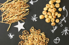 Házi gluténmentes snack szilveszterre