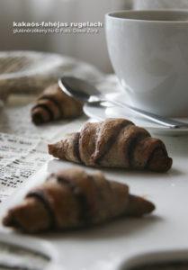 édes gluténmentes kifli recept, rugelach