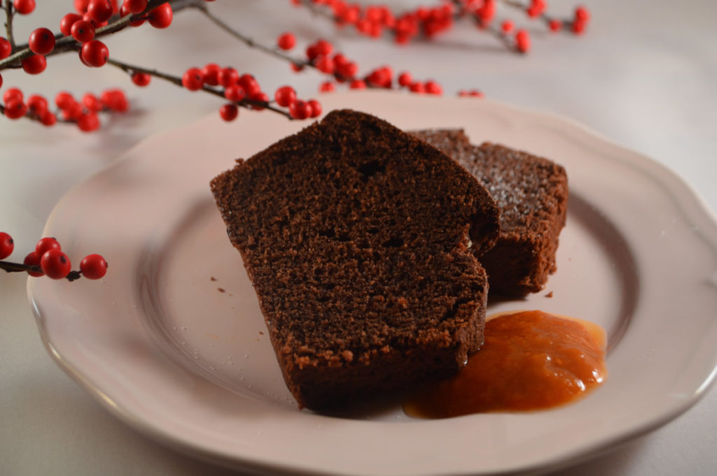 Madame Loulou kakaós gluténmentes sütemény
