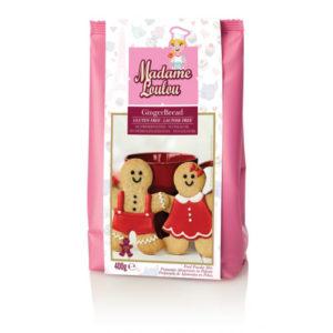 Madame Loulou gyömbéres keksz gluténmentes liszt