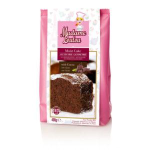 Madame Loulou kakaós gluténmentes süteményliszt
