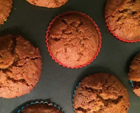 cupcake gluténmentesen