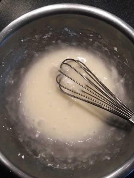cupcake készítés