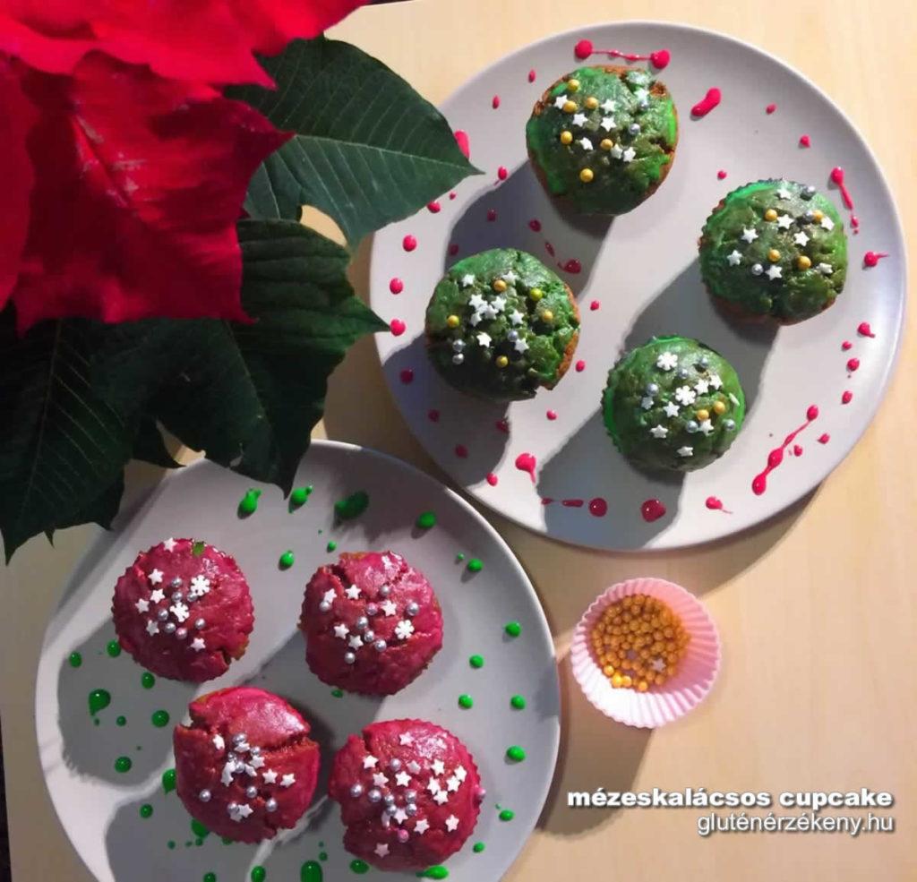 gluténmentes cupcake recept