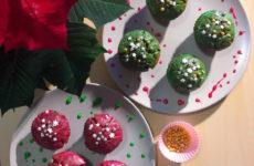 Mézeskalácsos gluténmentes cupcake