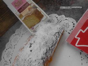 mogyorós gluténmentes sütemény recept