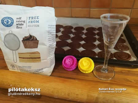 gluténmentes pilótakeksz recept Íz-Lik rovat Doves Farm