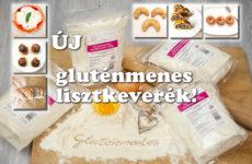 új gluténmentes lisztkeverék - Zellei Tündi