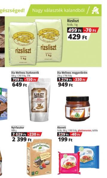 Auchan rizsliszt akció