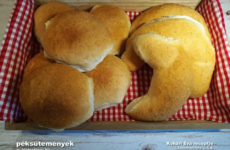 Éva gluténmentes péksége: zsemle, kifli és perec