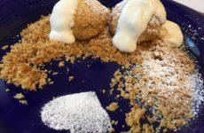 Gluténmentes és laktózmentes túrógombóc