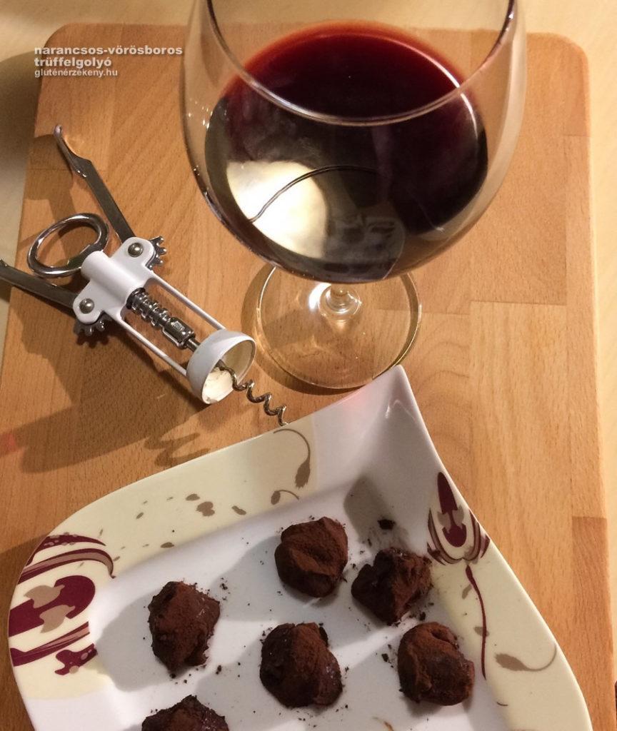 gluténmentes trüffelgolyó gluténmentes sütemény receptek