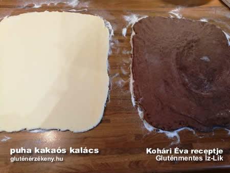 gluténmentes kakaós kalács | Gluténmentes Íz-Lik